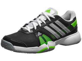 adidas Barricade Team 3 Black/Green Men's Shoe