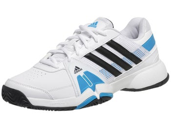adidas Barricade Team 3 Wh/Navy/Blue Men's Shoe