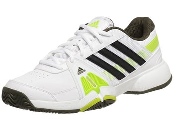 adidas Barricade Team 3 Wh/Navy/Green Men's Shoe