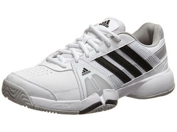 adidas Barricade Team 3 White/Black Men's Shoe