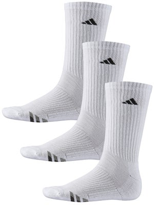 17b2088a0 Product image of adidas Men's Cushion 3-Pack Crew Sock White/Black