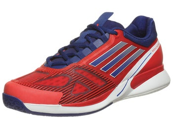 adidas adizero CC Feather II Red/Blue Men's Shoe