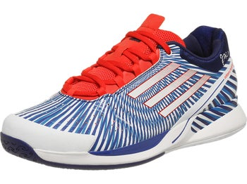 adidas adizero Feather II Wh/Blue/Red Men's Shoe