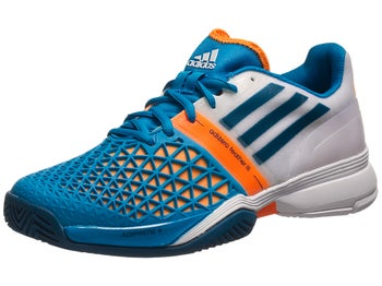 adidas adizero CC Feather III Wh/Blue/Orange Men's Shoe