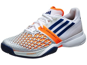 adidas adizero CC Feather III Wh/Navy/Orange Men's Shoe