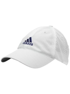 adidas Men's Fall adizero Hat White/Ink