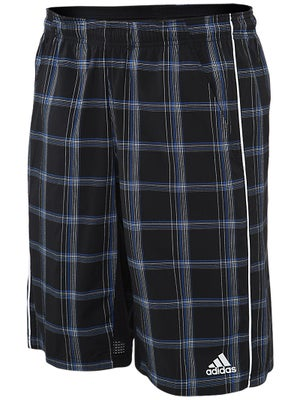 adidas Men's Fall Sequential Plaid Bermuda Short