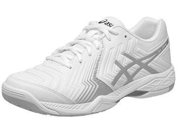 Product image of Asics Gel Game 6 White Silver Men s Shoes 66a31d03e0b00