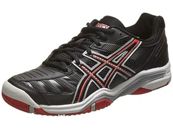 Asics Gel Challenger 9 Black/Red Men's Shoes