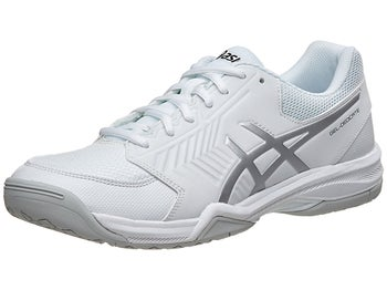 2cffa7f67dda Product image of Asics Gel Dedicate 5 White Silver Men s Shoes