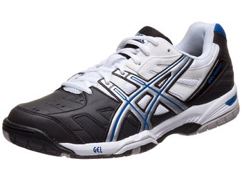 Asics Gel Game 4 Black/White Men's Shoes