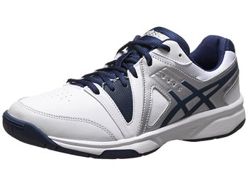 Asics Gel Gamepoint White/Navy Men's Shoes