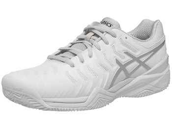 Product image of Asics Gel Resolution 7 Clay White Silver Men s Shoes 7a7746561