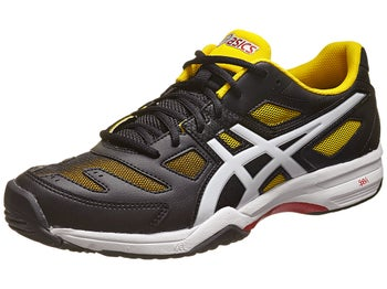 Asics Gel Solution Slam 2 Black/Yellow Men's Shoes