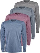 adidas Men's Holiday ClimaLite LS Top