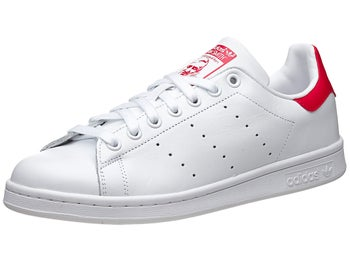 Adidas Stan Smith Red Shoes