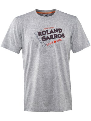 adidas Men's Roland Garros 2014 Ticket T-Shirt