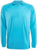 adidas Mens Spring Club 1/2 Zip Top
