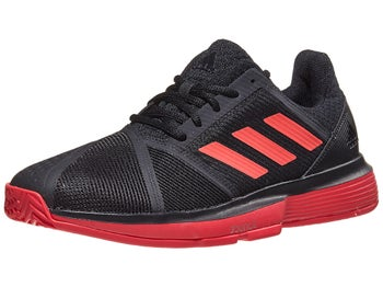bbe5f85d542 Product image of adidas CourtJam Bounce Black Red Men s Shoe