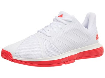 59cdb4fb8e9 Product image of adidas CourtJam Bounce White Red Men s Shoe