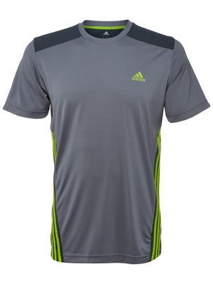 adidas Men's Summer ClimaMid SS Top