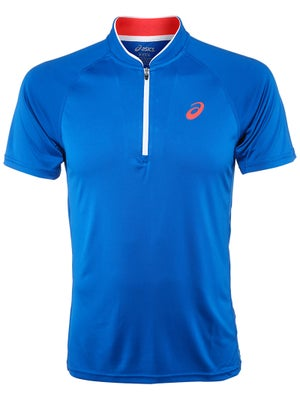 Asics Men's Spring 1/2 Zip Polo