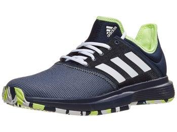 first rate 5b7c4 9e0f9 adidas GameCourt Navy Men s Shoe
