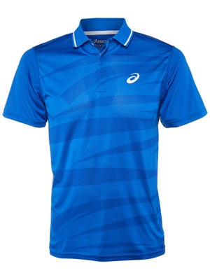 Asics Men's Spring Graphic Polo