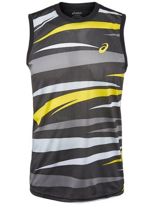 Asics Men's Spring Graphic Sleeveless Top