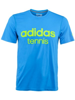 adidas Men's Spring Linear Logo T-Shirt