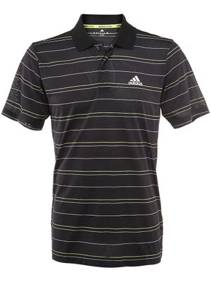 adidas Men's Spring Sequential Striped Polo