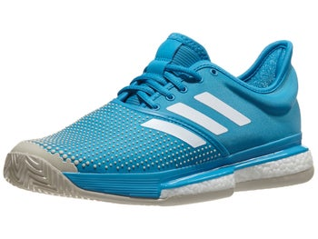 cb6d018dd Product image of adidas SoleCourt Boost Clay Blue Men s Shoe