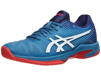 8b9b931b9aa2e Product image of Asics Solution Speed FF Blue Red Men s Shoes