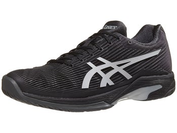 fd2c6caad7ef Product image of Asics Solution Speed FF Black Silver Men s Shoes
