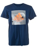 adidas Mens Spring Graphic T-Shirt