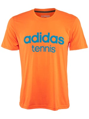 adidas Men's Summer Linear Logo T-Shirt
