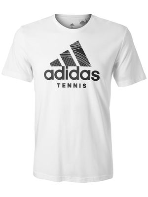 1a9a75442c6c Product image of adidas Men's Spring Tennis T-Shirt - White