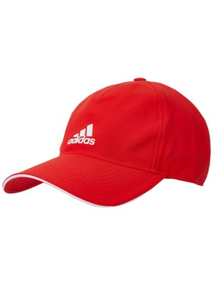 Product image of adidas Spring Tennis C40 5 Panel Climalite Hat Red b53ee9fb14a