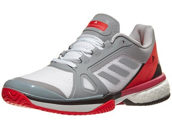 689941ca86a0d7 Product image of adidas Stella Barricade Boost Grey Bk Red Women s Shoe