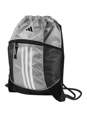 adidas Spring Alliance Sport Sackpack Bag Platinum