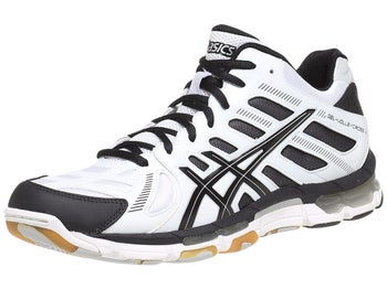 ASICS Gel-Volleycross Revolution Mid Shoe White/Black