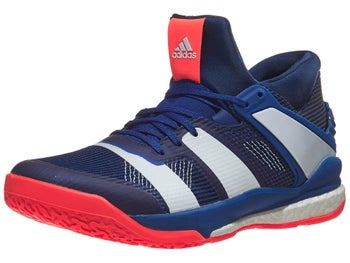 Product image of adidas Stabil X Mid Men s Shoes - Blue Red 5f116e840