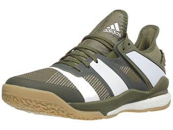 7dd30eb14 adidas Stabil X Men's Shoes - Raw Khaki/White/Gum