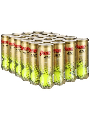 Penn ATP Extra Duty Tennis Balls 24 Can Case