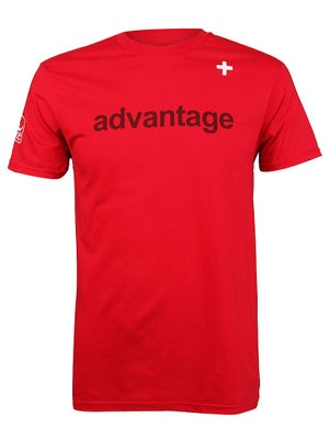 ATP World Tour Men's Advantage T-Shirt