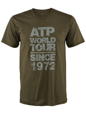 ATP World Tour Men's Distressed T-Shirt