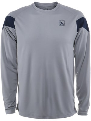 ATP Men's Aggressive Baseliner LS Top