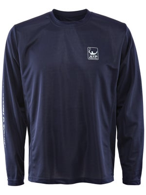 ATP Men's Performance Long-Sleeve Top