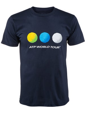 ATP World Tour Men's Tennis Balls T-Shirt
