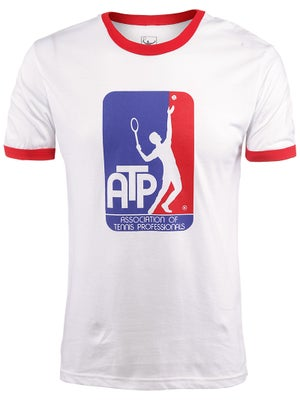 ATP World Tour Men's Retro T-Shirt